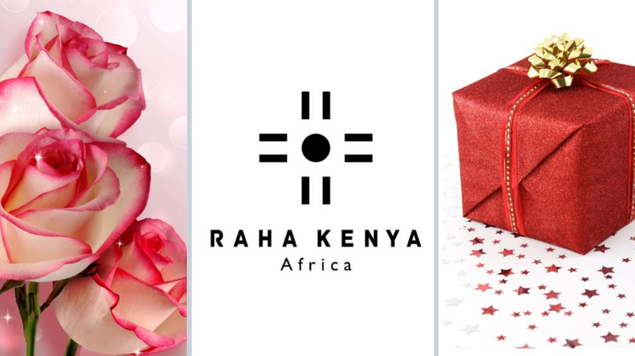 個性的なプレゼントをお探しの方必見!RAHA KENYAオススメのプレゼント特集!