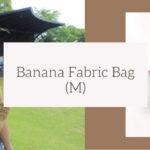 【新作紹介】バナナから誕生!?可愛い+エコなカゴバック