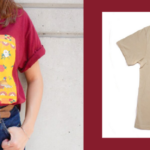 【新作紹介】親子でおソロ♪和フリカ柄のカラフルTシャツ